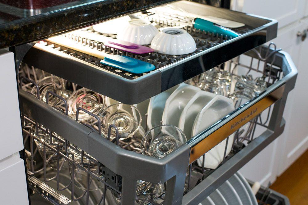 Dishwasher cycles options guide kitchenaid dishwasher