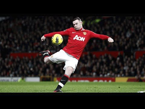 Top 30 Volley Goals Best Volley Goals Ever Manchester United Football Manchester United Wayne Rooney