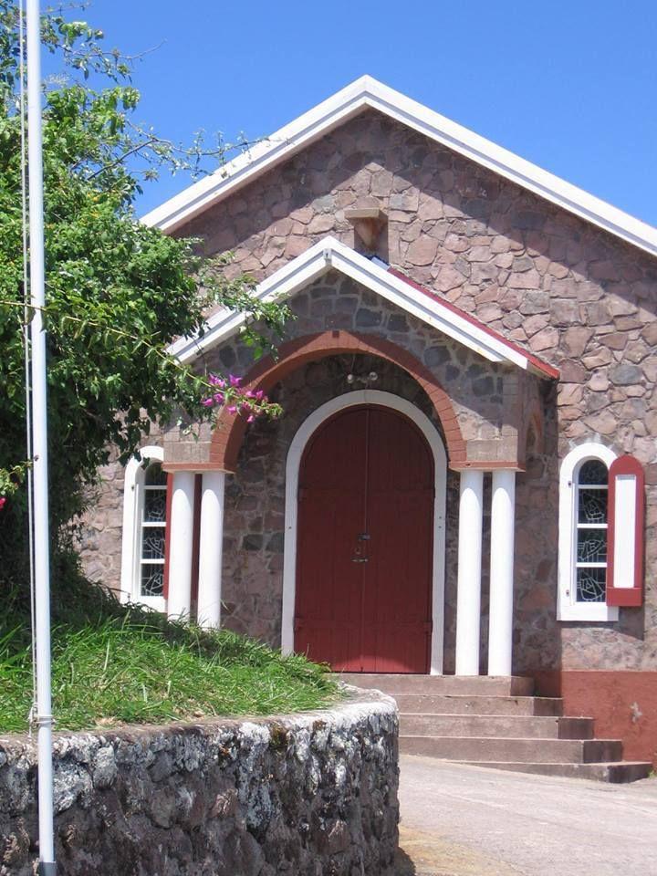 Church On Saba, Dutch Caribbean