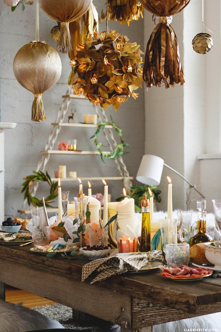 10 Breathtaking New Year's Eve Party Decoration Trends