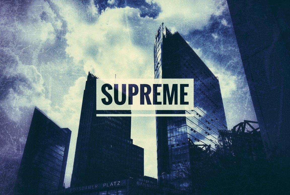 Diy Supreme logo photo Hátterek