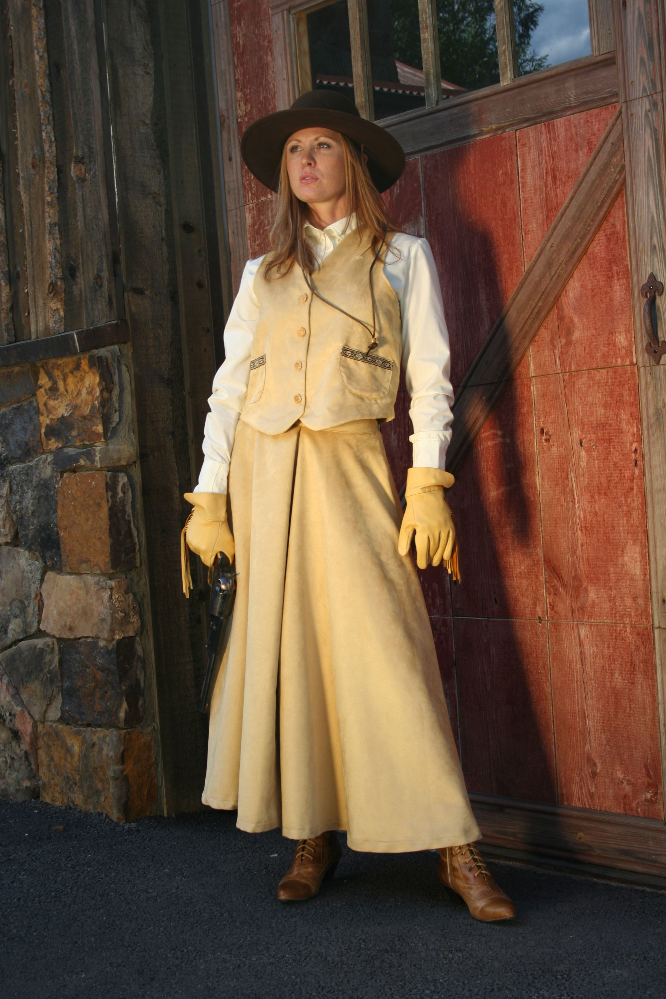 Annie Oakley Old West Clothing Made In Usa Www Cattlekate
