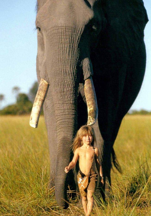 Tippi Degre - The Real Life Mowgli