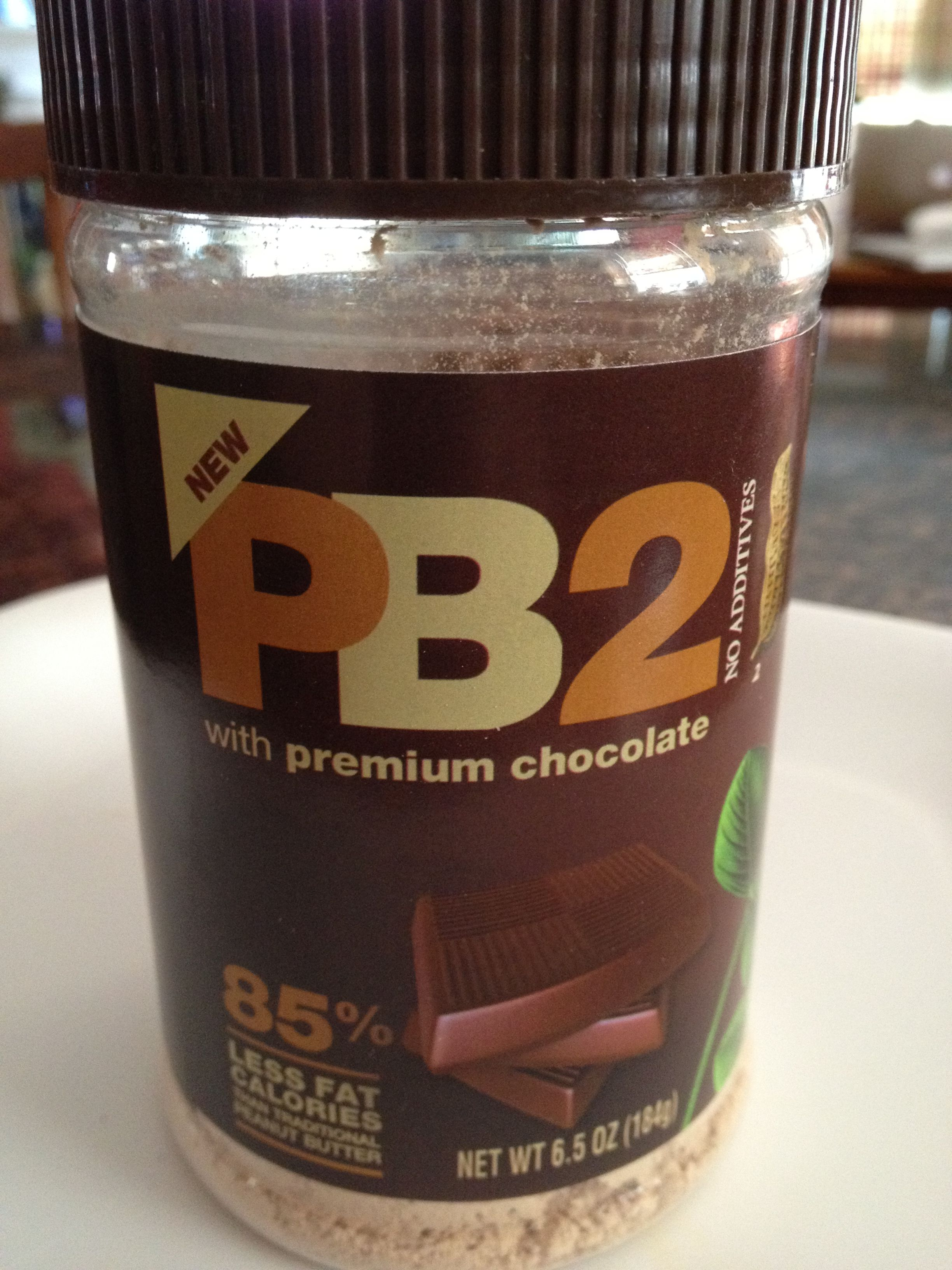 My whole family is loving chocolate pb2 its a powdered