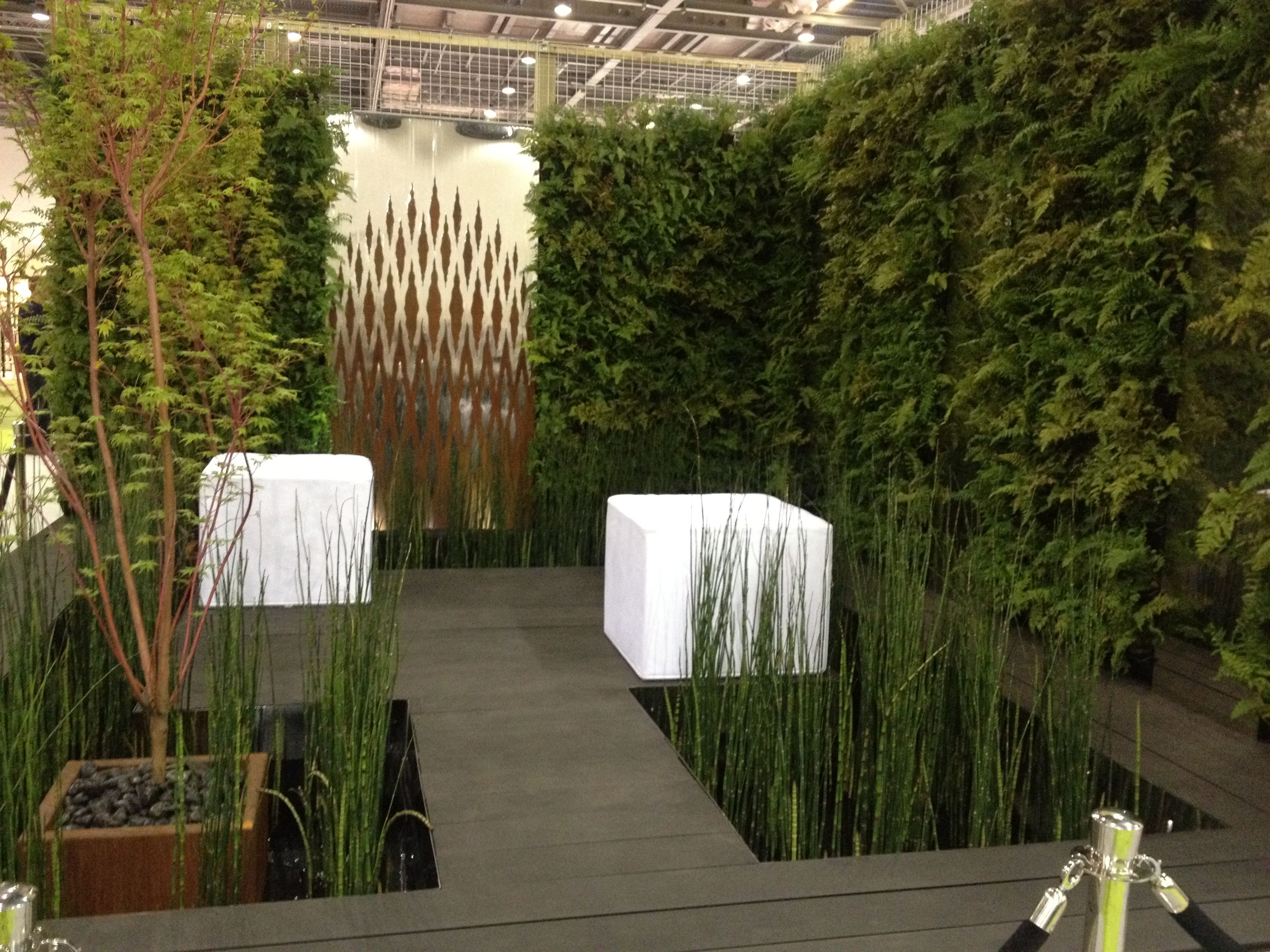 Modern Asian garden from the grand design exhibition | Backyard: the ...