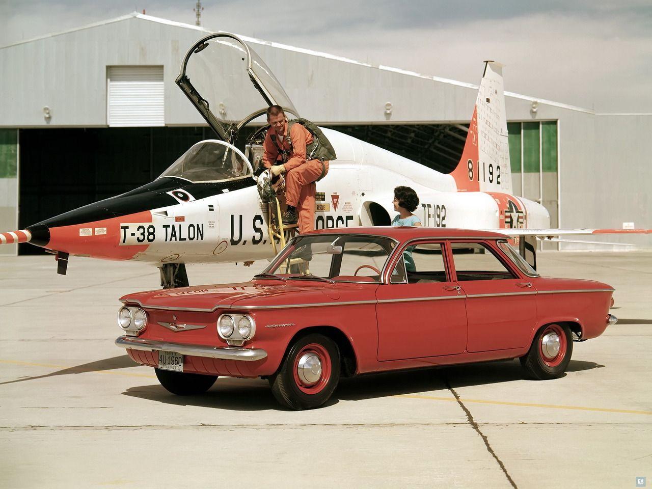 Chevrolet Corvair 1960.