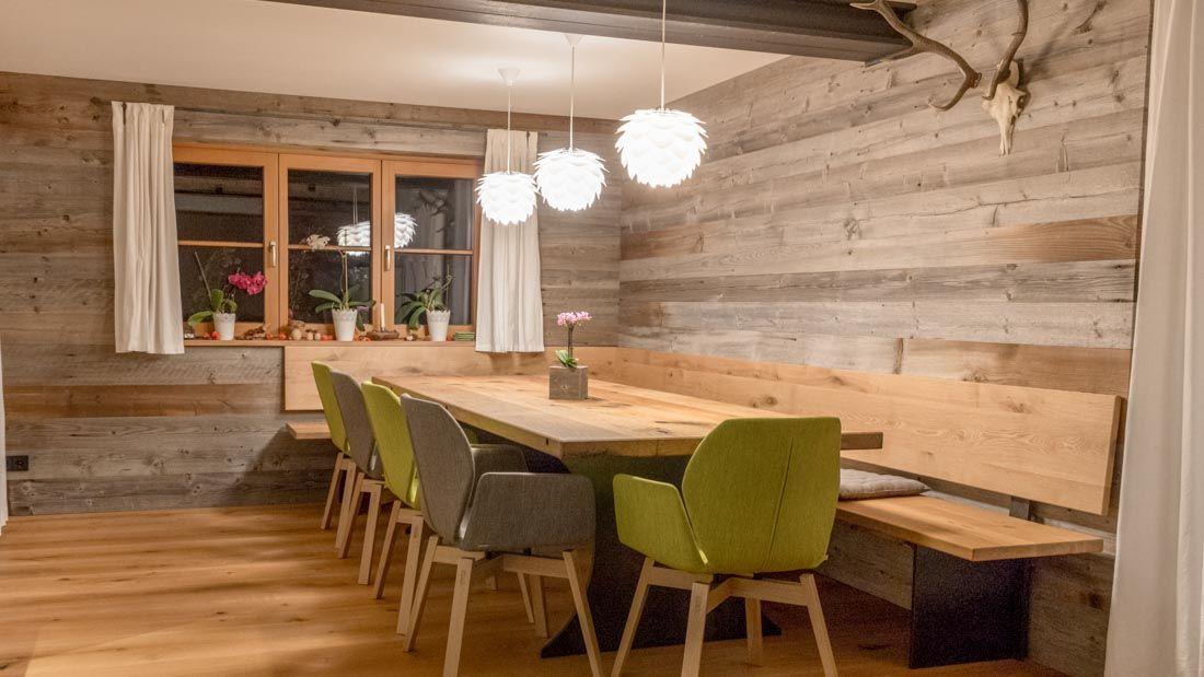 Moderne Sitzecke Küche   Moderne Residenz Mit Innendesign ...
