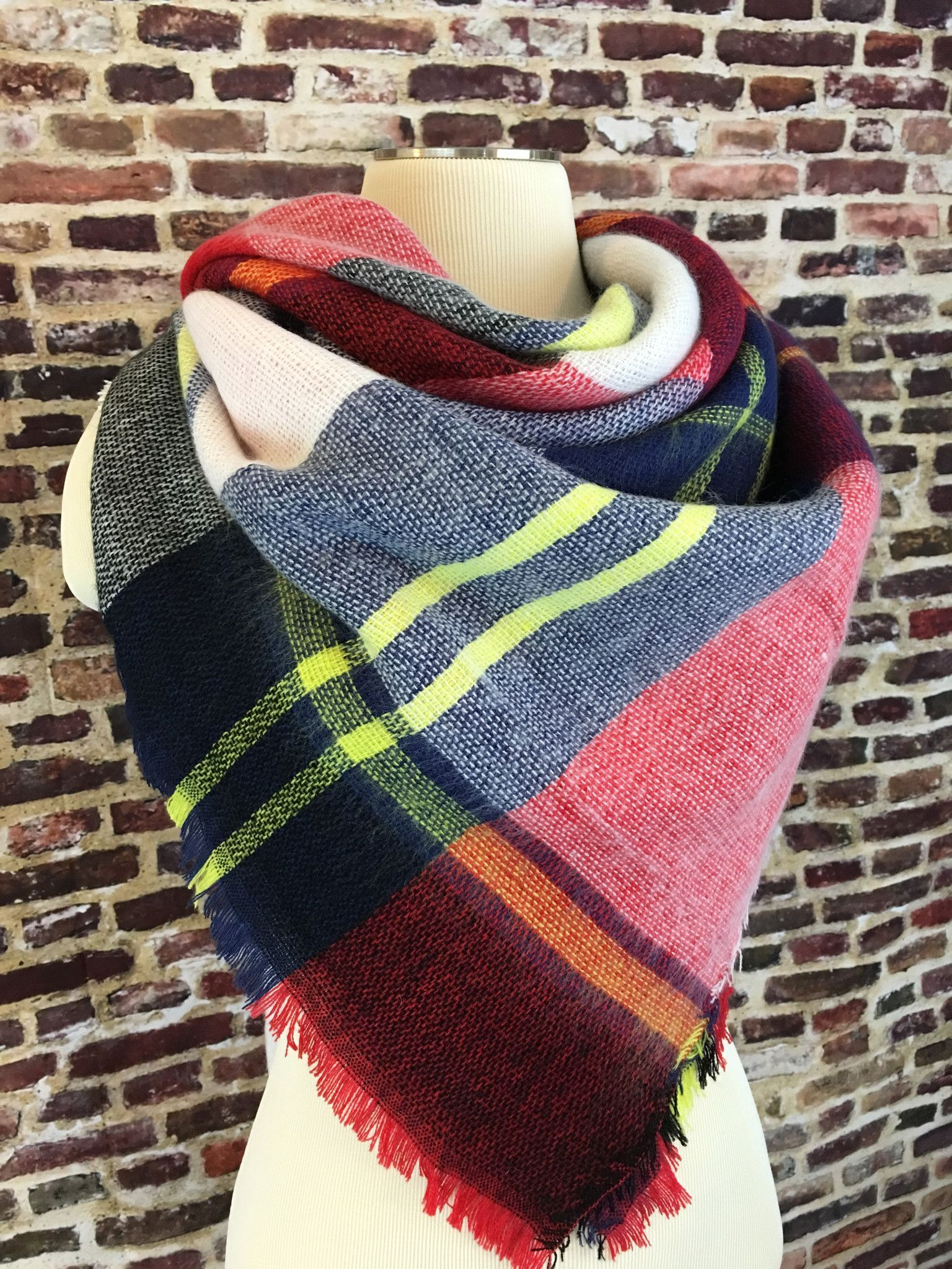 Winters Night Blanket Scarf – URBAN MAX LLC