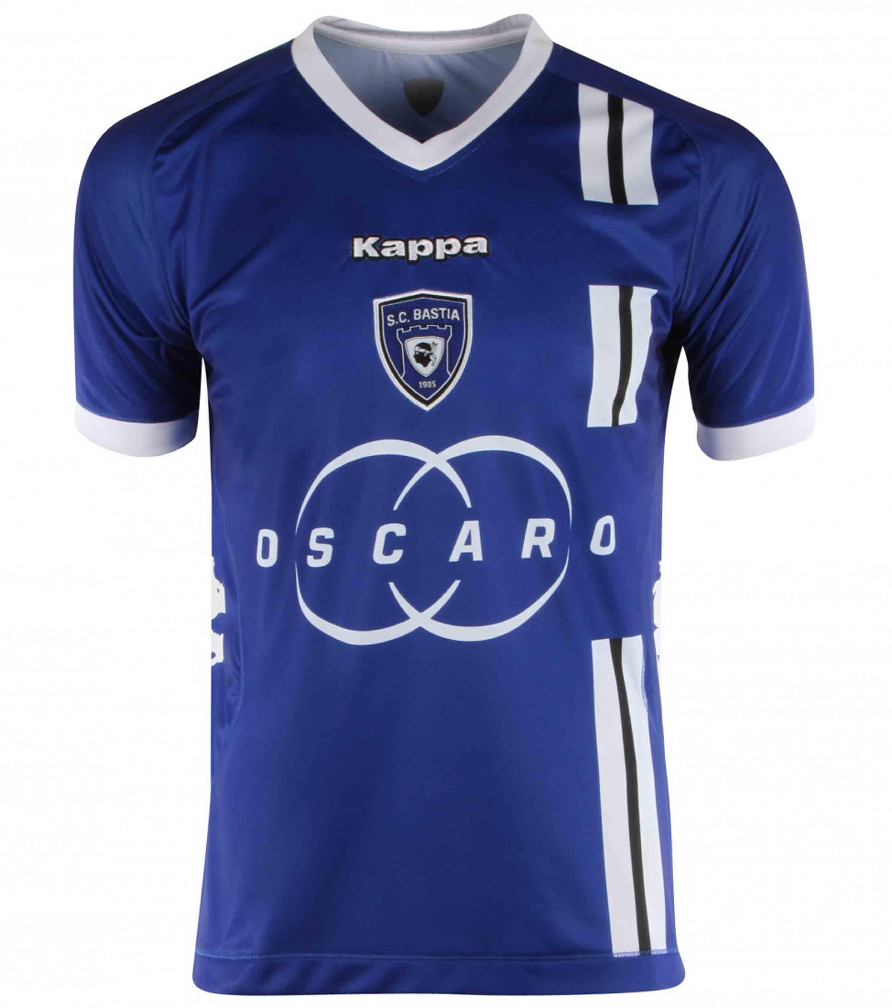 SC Bastia. Home 2014 - 2015.  kappa  scb  furiani  corsica ... 3bf0aced19629