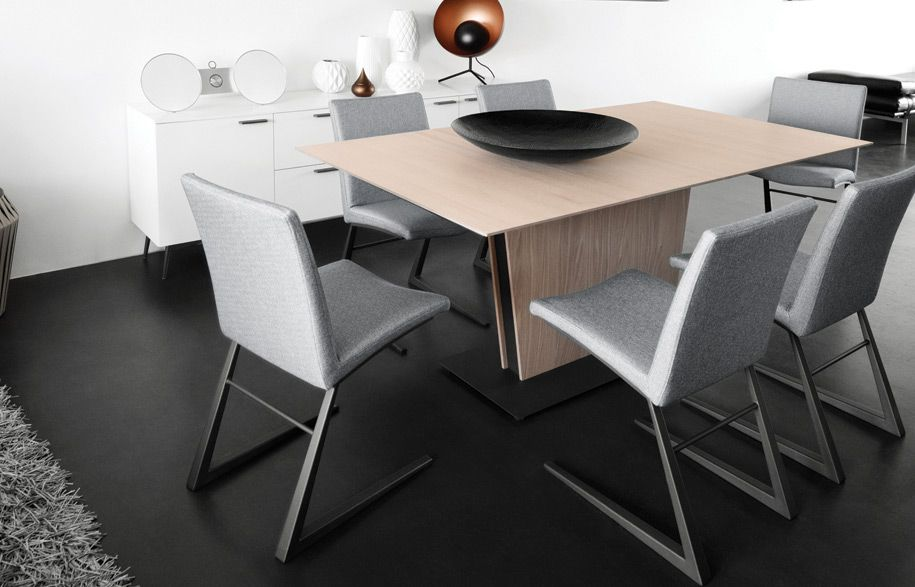 boconcept milano dining table boconcept pinterest boconcept products and tables. Black Bedroom Furniture Sets. Home Design Ideas