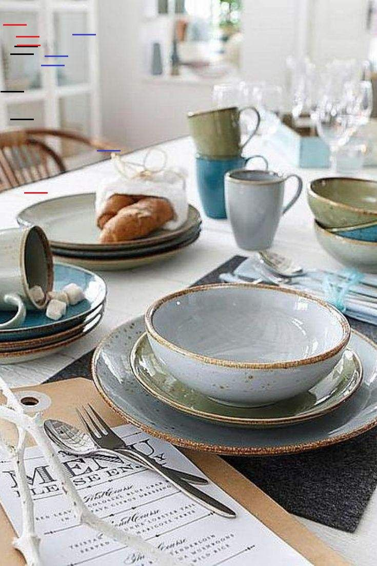 Creatable Kombiservice Nature Collection 16 Teilig Ostern