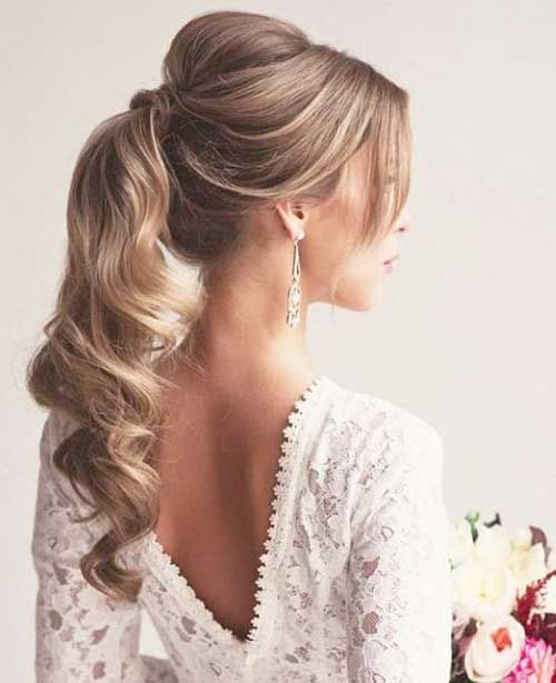 25 best bridesmaid hairstyles for long hair bridesmaids hair 25 best bridesmaid hairstyles for long hair urmus Image collections