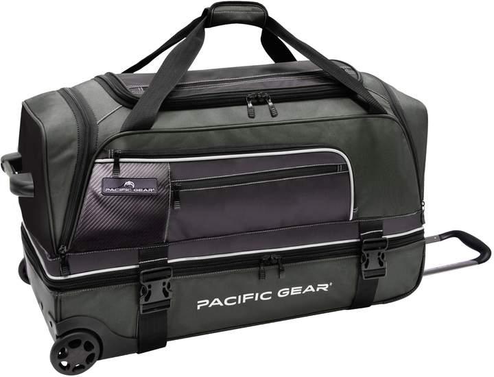 Pacific Gear 30 Inch Drop Bottom Rolling Duffel Bag Duffel Bag Bags Trolley Bags