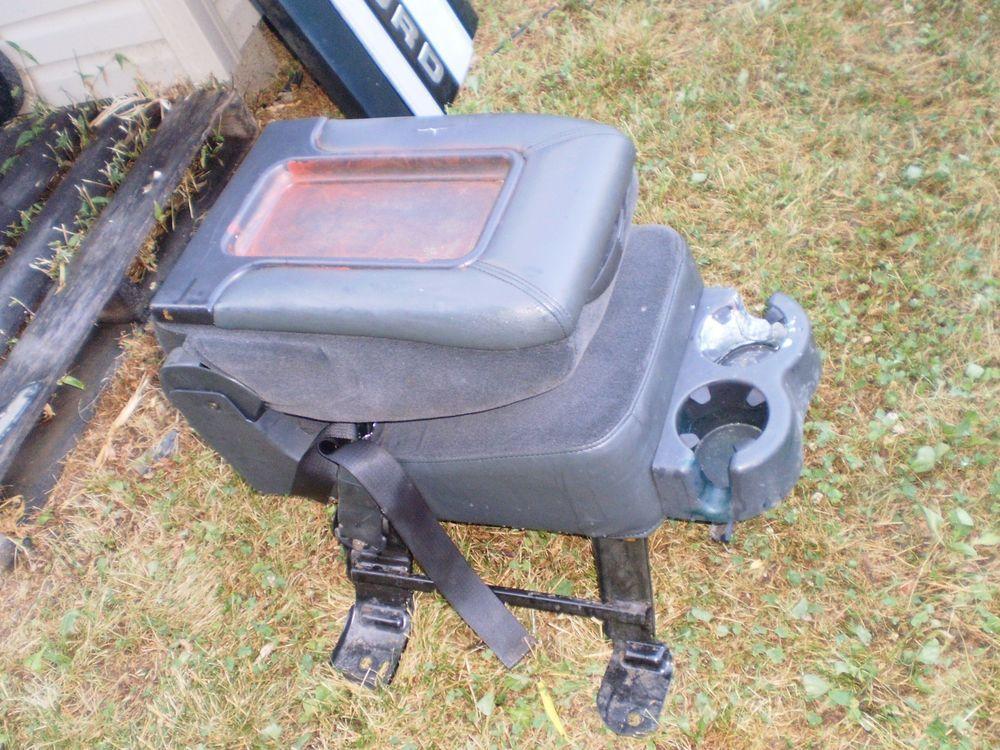 Rare 1999 2006 Silverado Gmc Sierra Avalanche 4x4 Z71 Console