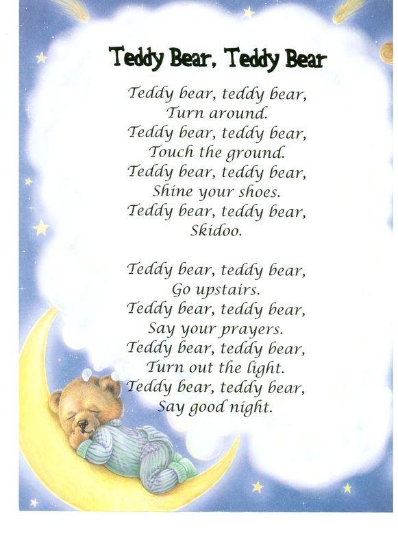 paddington bear poem # 66
