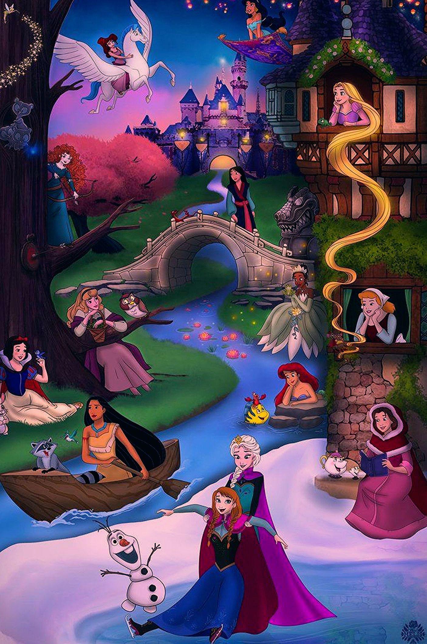 Photo of Disneyland