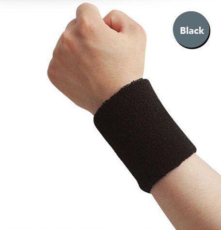 15 7 5cm Cotton Elastic Bandage Hand Sport Wristband Gym Support