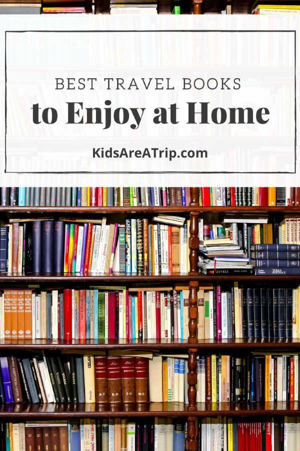 Looking for the best travel books to fuel your wanderlust? This list includes some of the best travel memoirs and books to help you see the world from home. Take an adventure with one of these awesome reads.  #travelbookstoread #travelbook #travelideas #travelmemoirbooks #bookstoread #goodreads