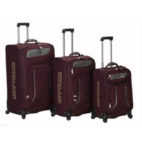 Rockland Polo Equipment F158-burgundy 3pc Navigator Spinner ...