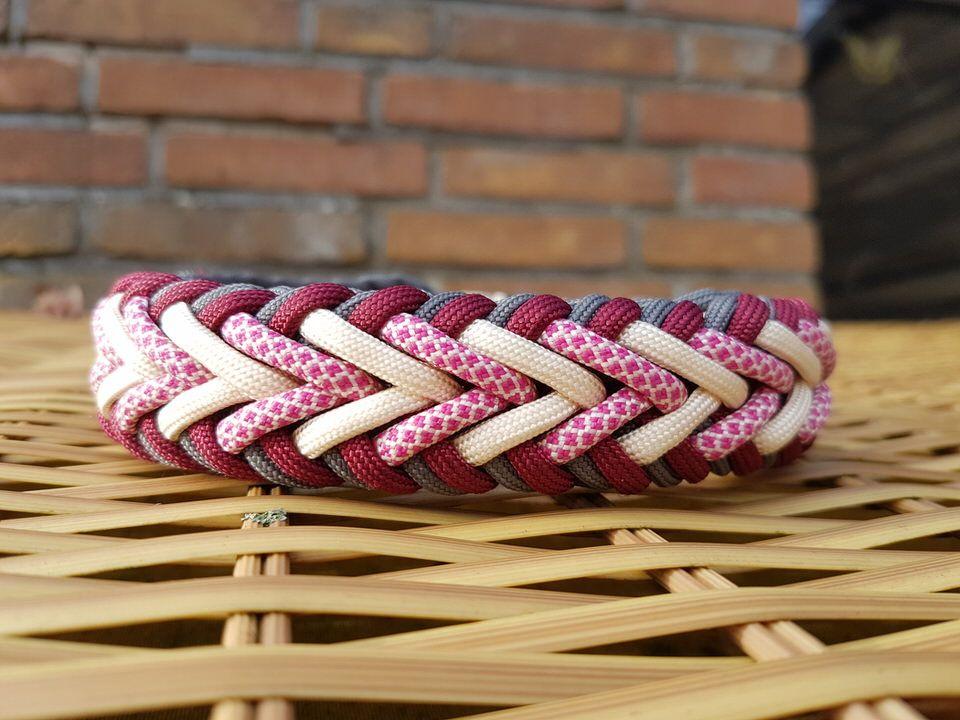 Sehr Luna's Lollipop | Bracelets | Paracord, Paracord hundehalsband WO66