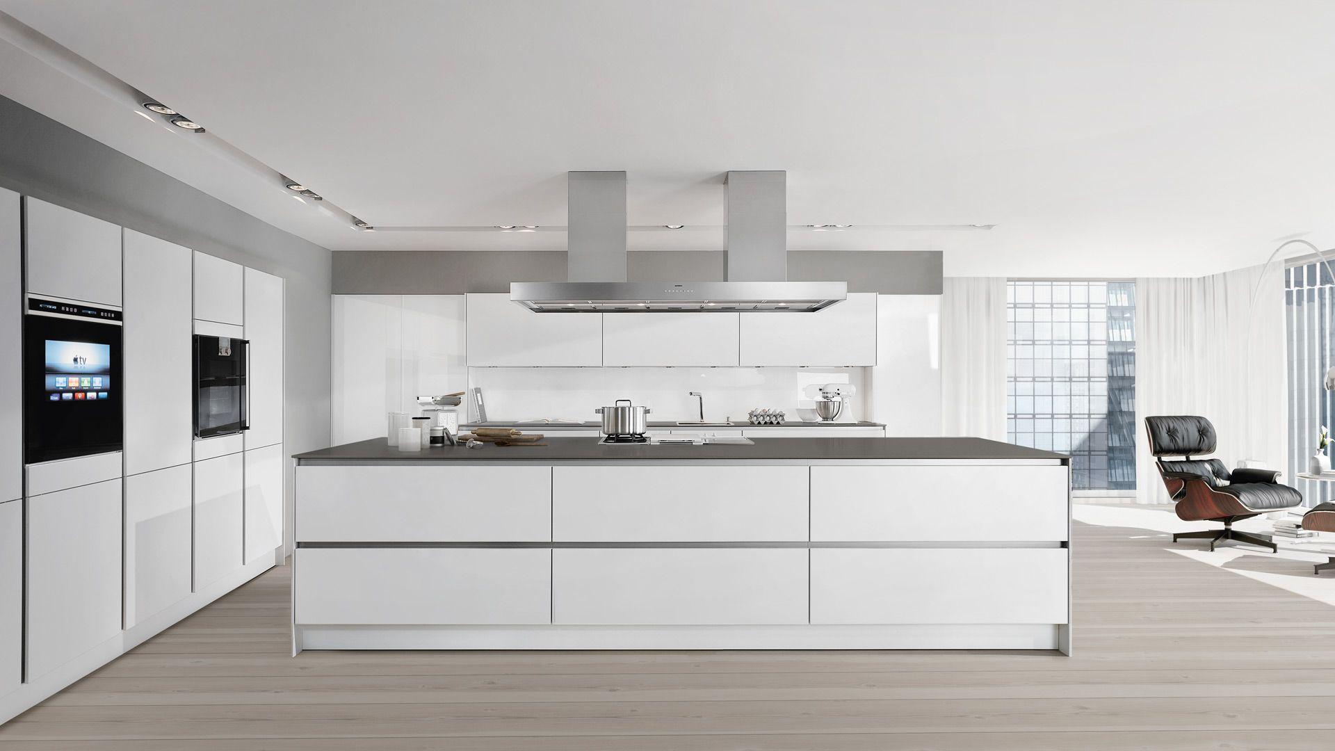 SieMatic PURE: Klare Formen für modernes Küchendesign.   Ideen rund ...
