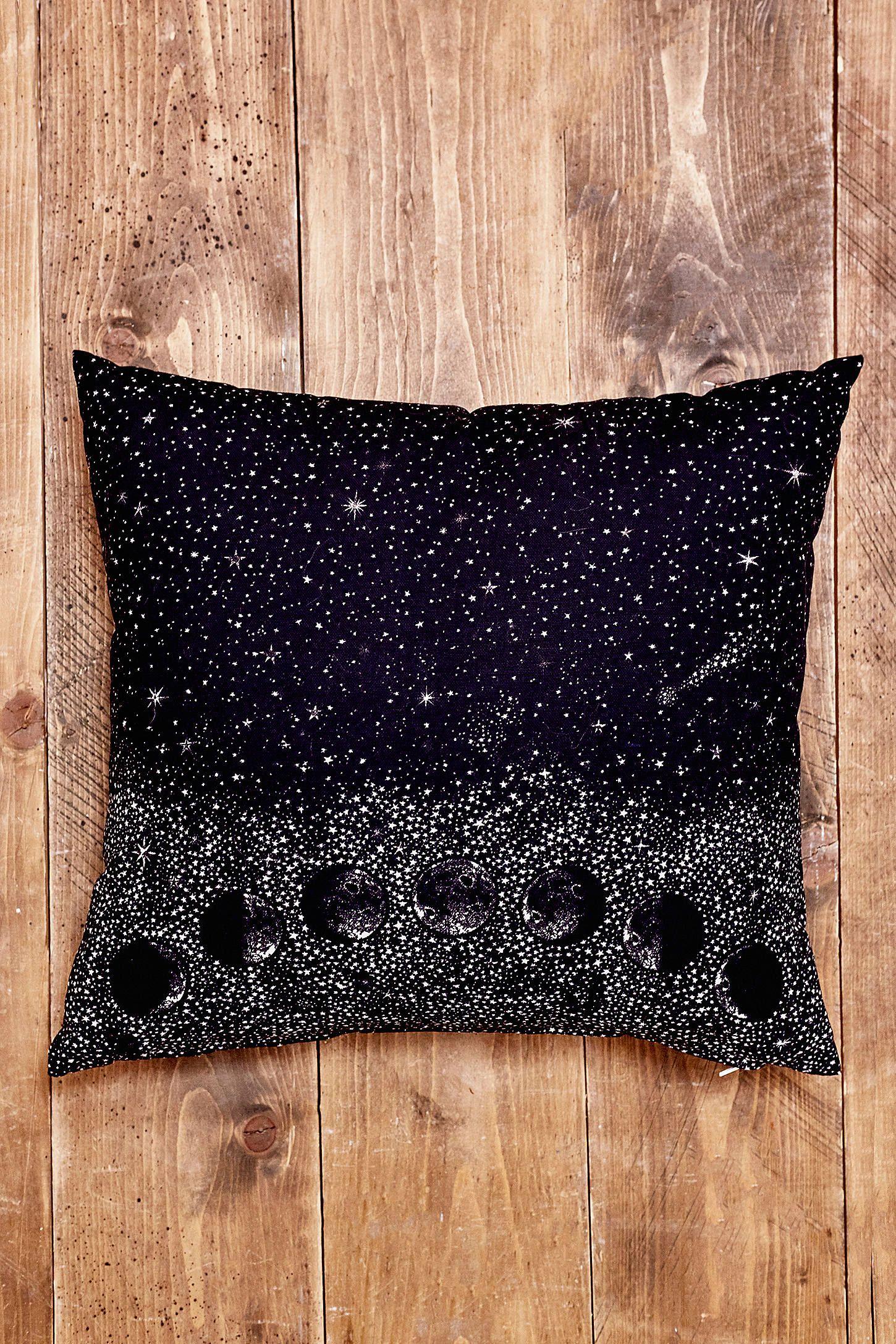 Moon Phases Cushion Cushions, Moon phases, Moon decor