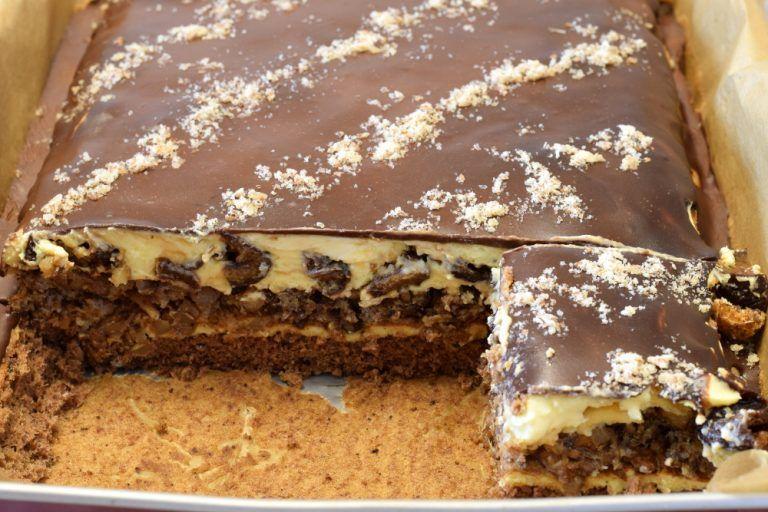 Lacki Przekladaniec Wg Siostry Anastazji Smaki Na Talerzu Baking Desserts Food