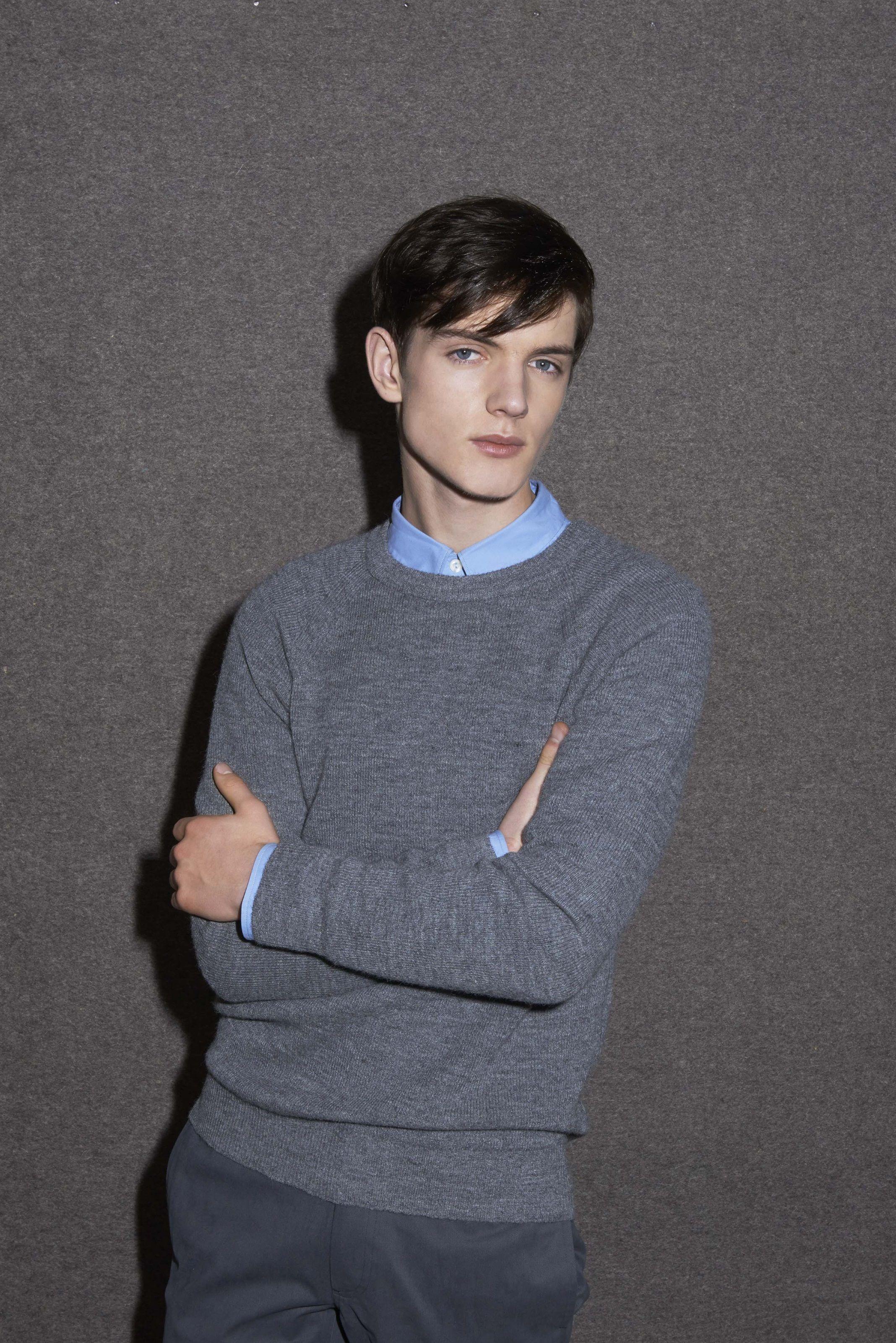 A.P.C. - Men Fashion Fall Winter 2014-15 - Shows - Vogue.it