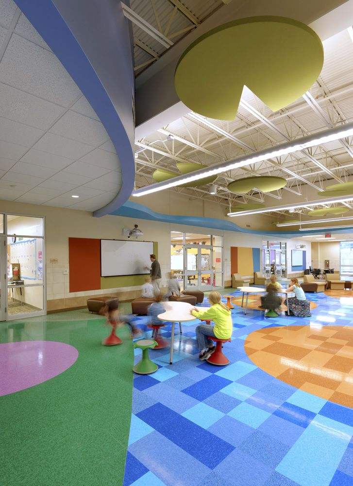 Collaborative Classroom Learning Hub ~ Collaborative learning space irving elementary