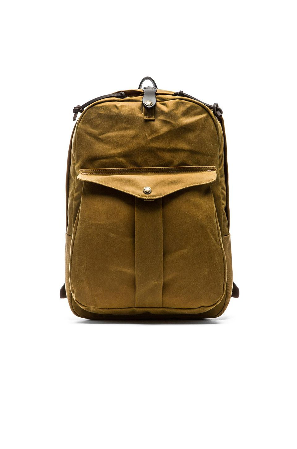 73261728b361 Filson Journeyman Backpack in Tan -- SO CUTEEEEEE