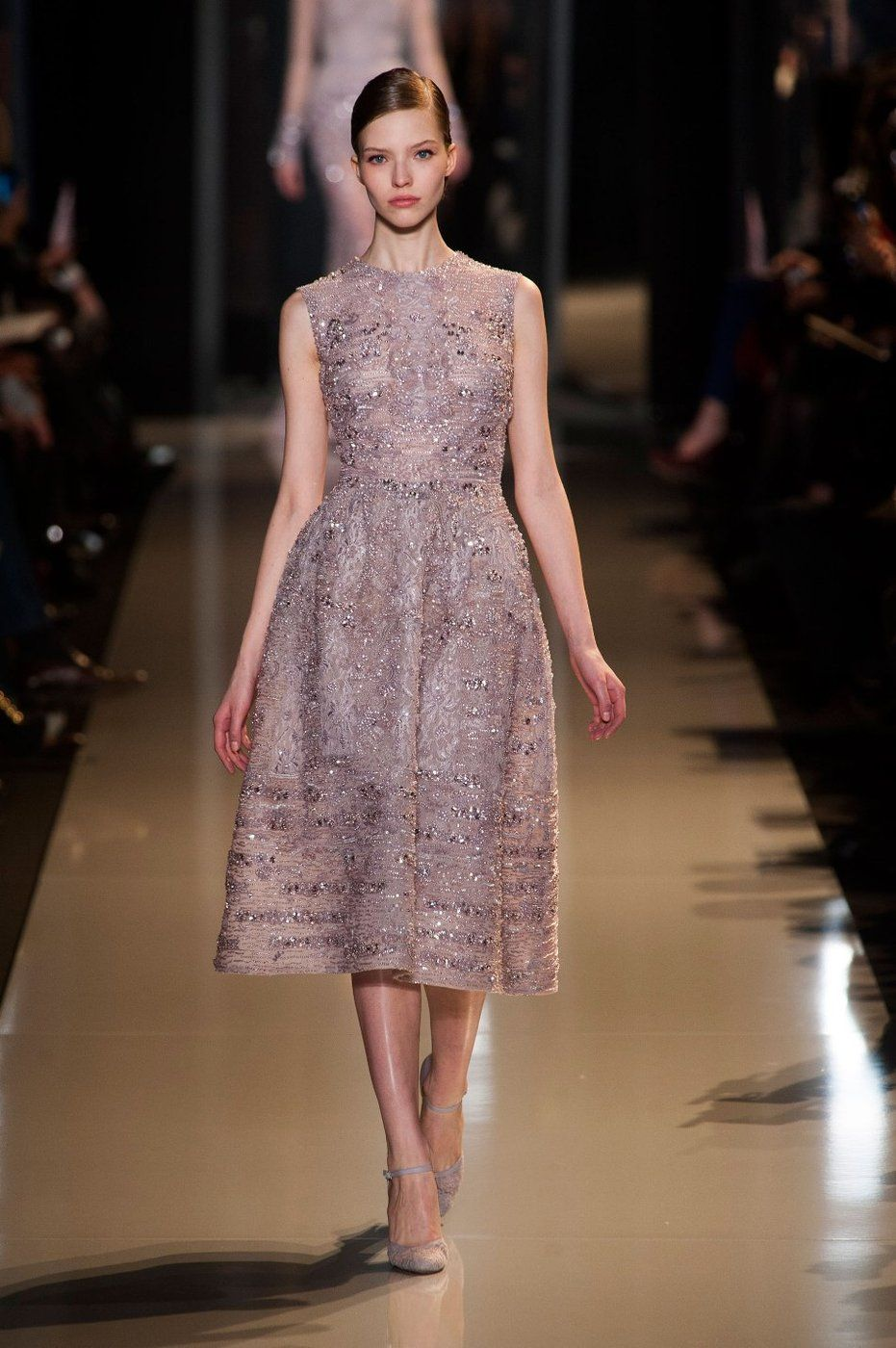 Elie saab haute couture spring an ode to delicateness elie