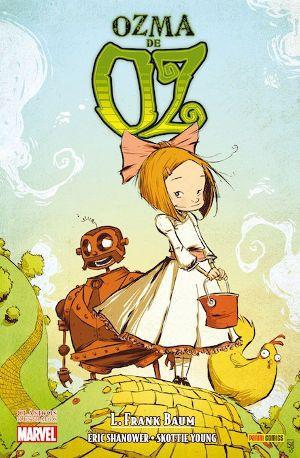 Mis cómics favoritos (I): \'El Mago de Oz\', de Eric Shanower y ...