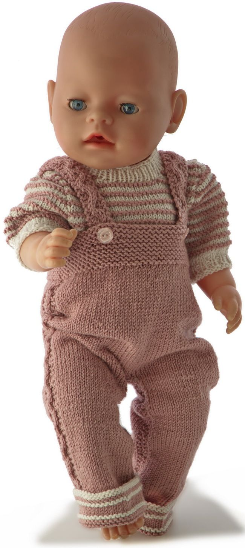0db7f48e5a527 Modele de tricot pour poupee