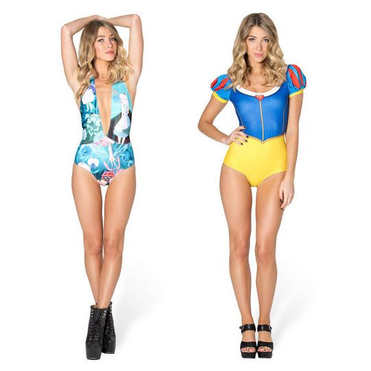 b0973936f5 Swimming Costume · Now Presenting: A Disney Princess-Themed Clothing  Collection for Adults Disney Princess Outfits,