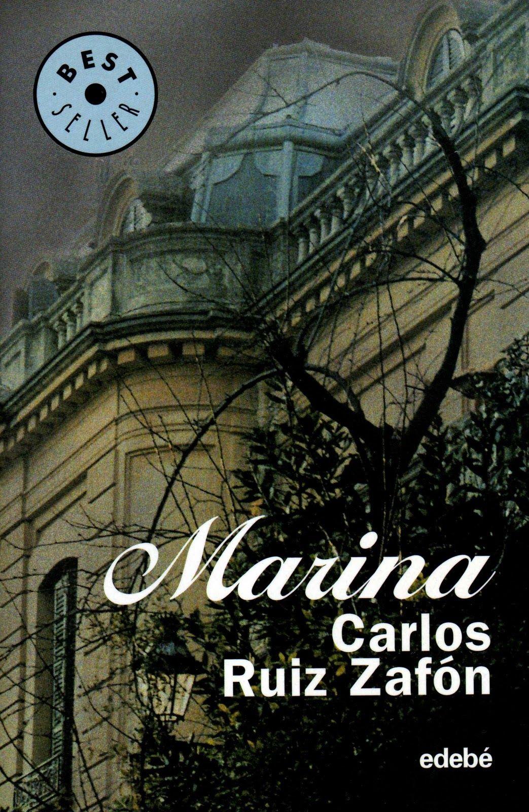 Great Carlos Ruiz Zafon Cuarto Libro Images >> Marina De Carlos Ruiz ...