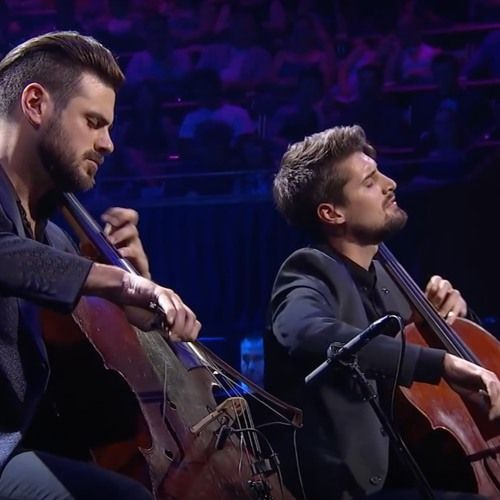 When I need to listen to great music without lyrics, I listen to 2 Cellos. Their music inspires me and lets me write without distraction. #hunks #romance #books #bookhero #hero #romancebooks