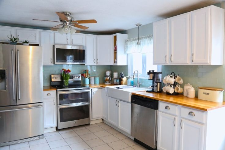 Adding crown molding to your kitchen cabinets   Kitchen ...