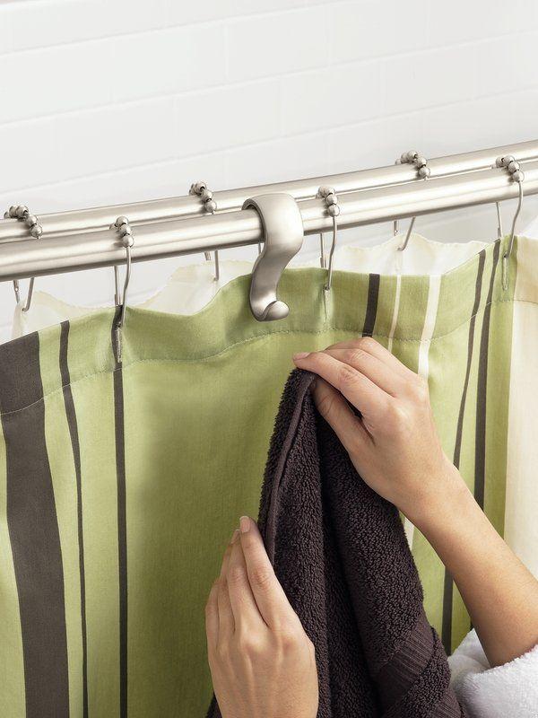 Moen Dn2141 Shower Rod Shower Doors Shower
