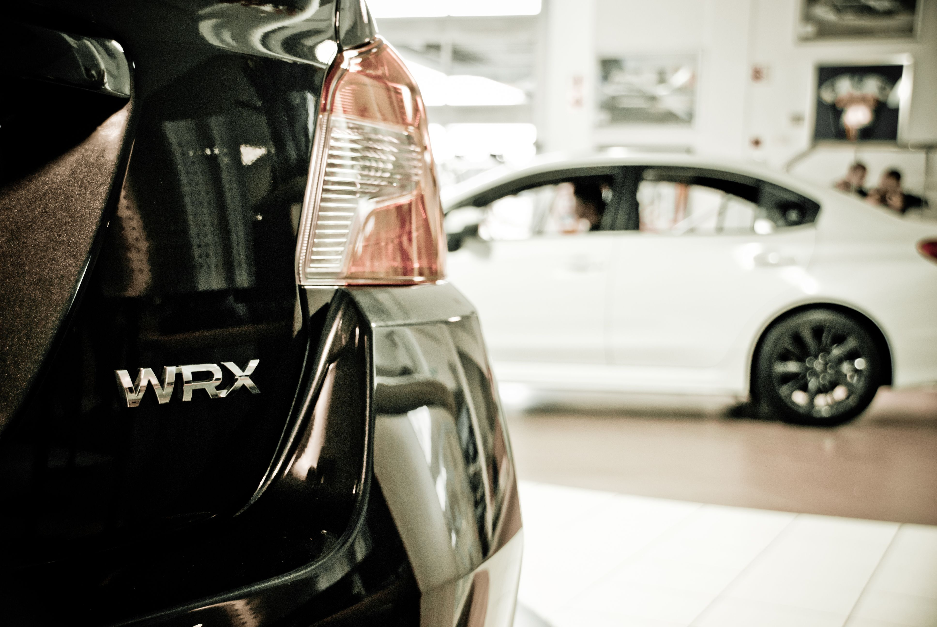 Subaru WRX Launch