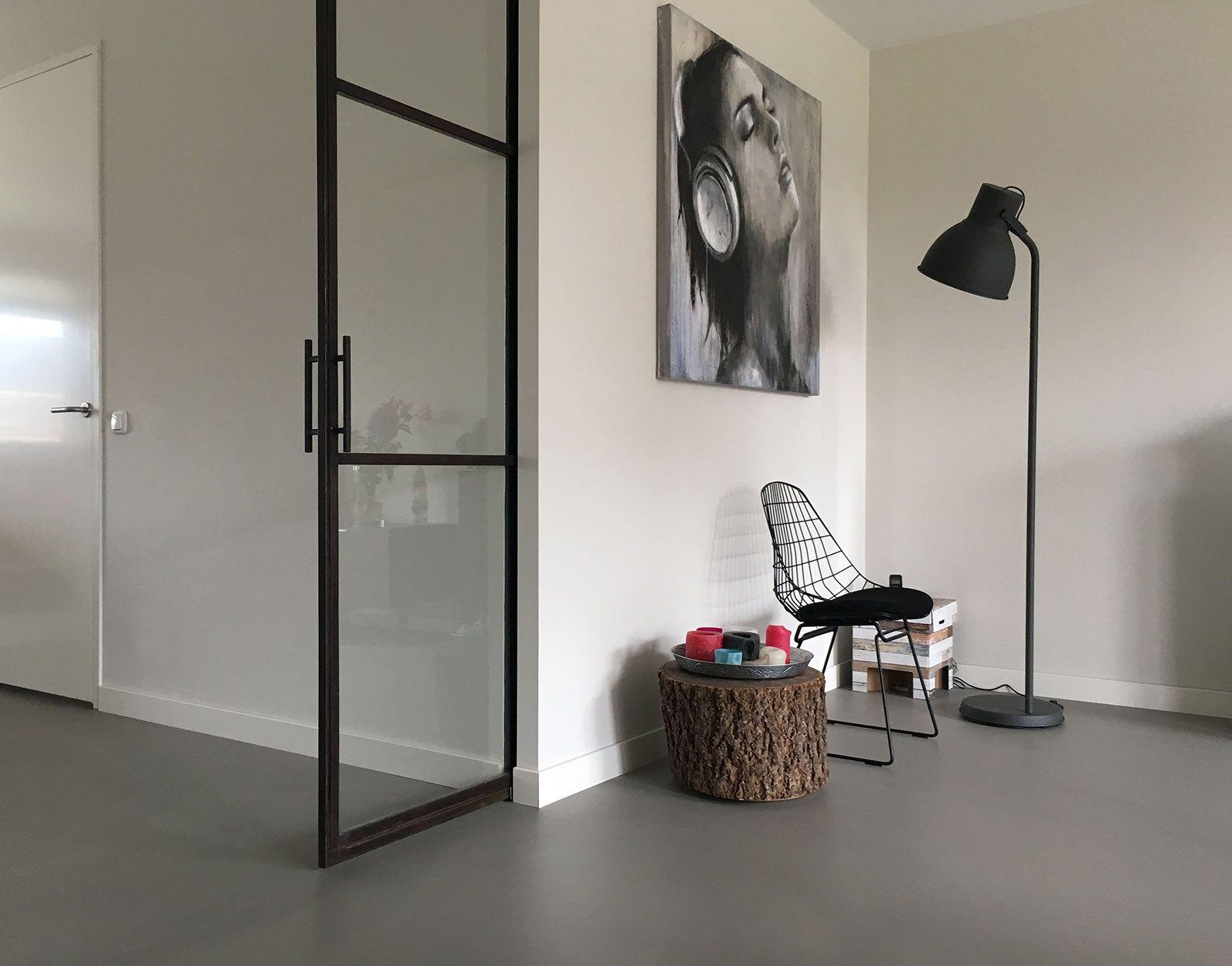 Gietvloer In Woonkamer : Afbeeldingsresultaat voor gietvloer woonkamer lucas oebele in