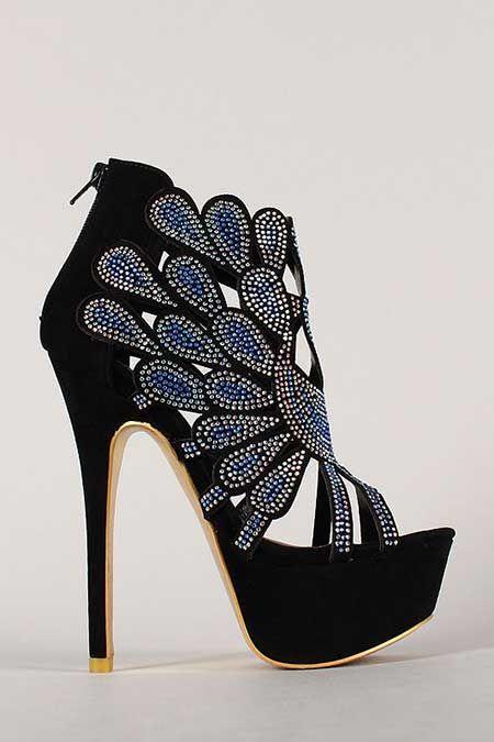 En Yüksek Topuklu Ayakkabılar 3 Modaa Shoes Stiletto Heels Ve