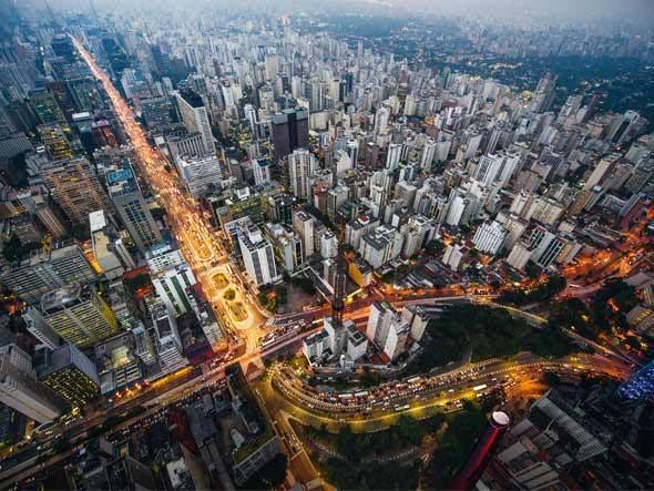 Cidade Em Brasil...Sao Paolo!??