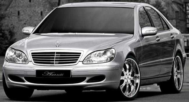 Mercedes Benz Chrome Rims Custom Wheels Rims Custom Wheels