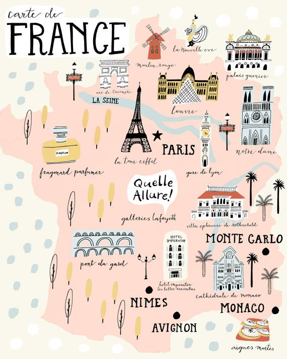Map Of France Printable.Map Of France Printable Paris In 2019 France Map France Travel