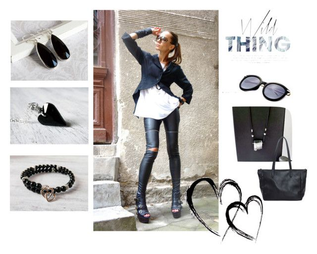 """Wild Thing"" by msbsdesigns on Polyvore"
