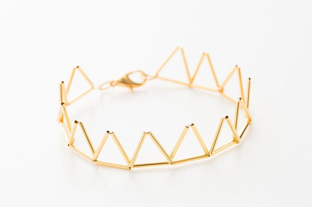 Photo of Get Geometric With This Modern Jewelry DIY – Get Geo …