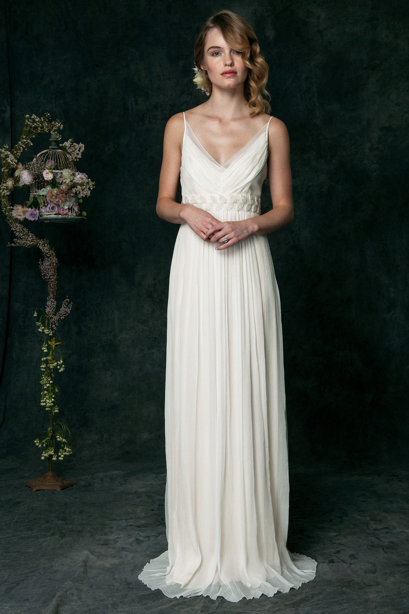 Hb ethereal romantic and wedding dress
