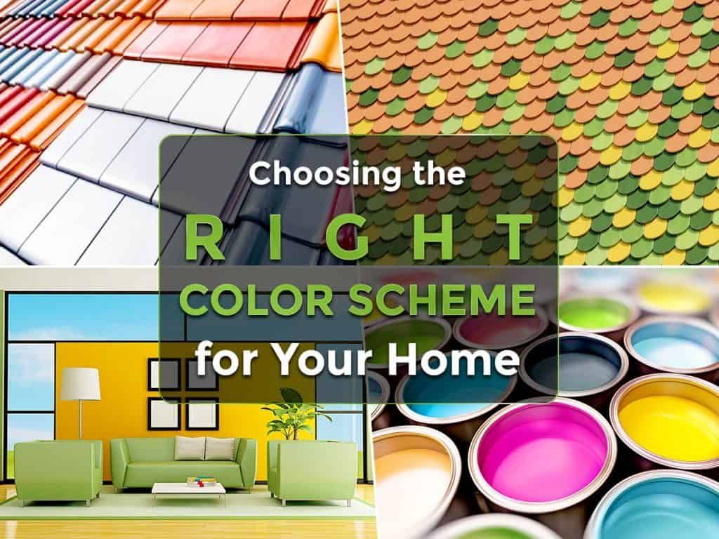 How to pick a color palette for your house. How to choose a whole ...