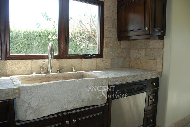 Stone Trough Kitchen Sink Google Search Vintage Farmhouse Sink Limestone Kitchen Rustic Sink
