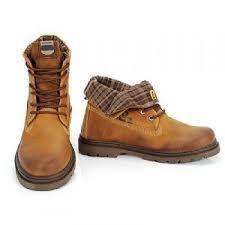 Calçados masculino bota tendência .. Desconstruindo o visual - aspecto usada..